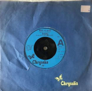 "Blondie - Heart Of Glass (7"") (VG-/G)"